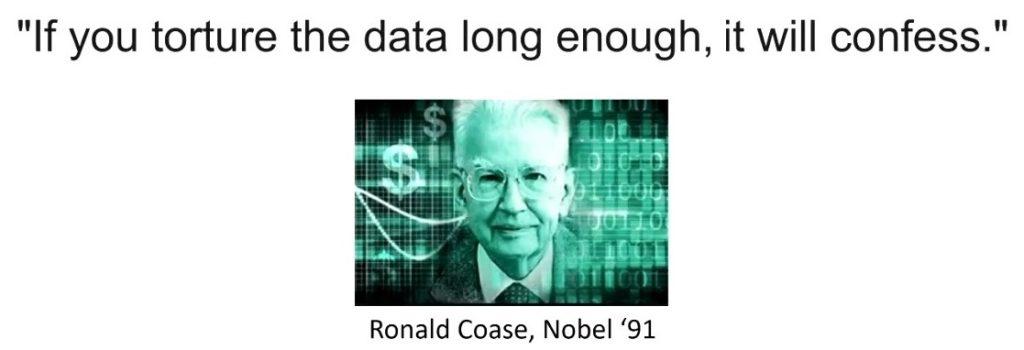 Data Mining Ronald Coase Quant Conference Konferenz