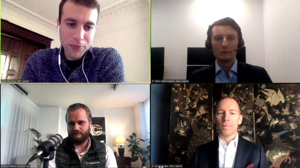 Krypto Panel Quant Conference Konferenz
